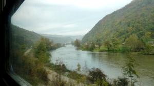 Balkan countryside