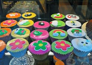 Tasty looking cupcakes