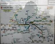 Karlovy Vary - Carlsbad Transit Map