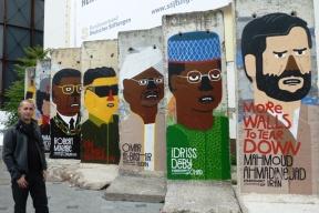 Berlin Wall Art Exhbit 6