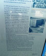 Reich Aviation Ministry Building Info - Berlin